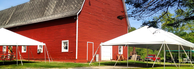 Event Rentals in Sussex County NJ