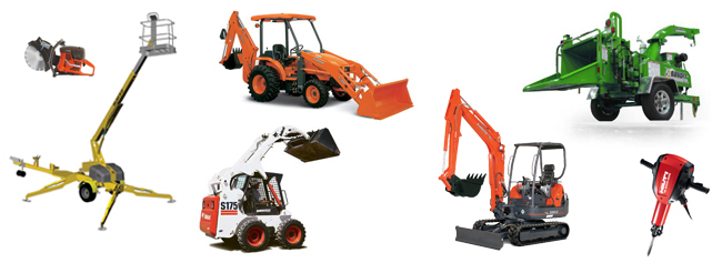 Equipment Rentals in Andover NJ