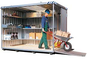 Rent portable storage containers in Newton New Jersey, Andover, Sparta, Jefferson, Stanhope NJ