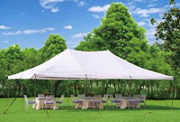 Tent Rentals in Andover NJ