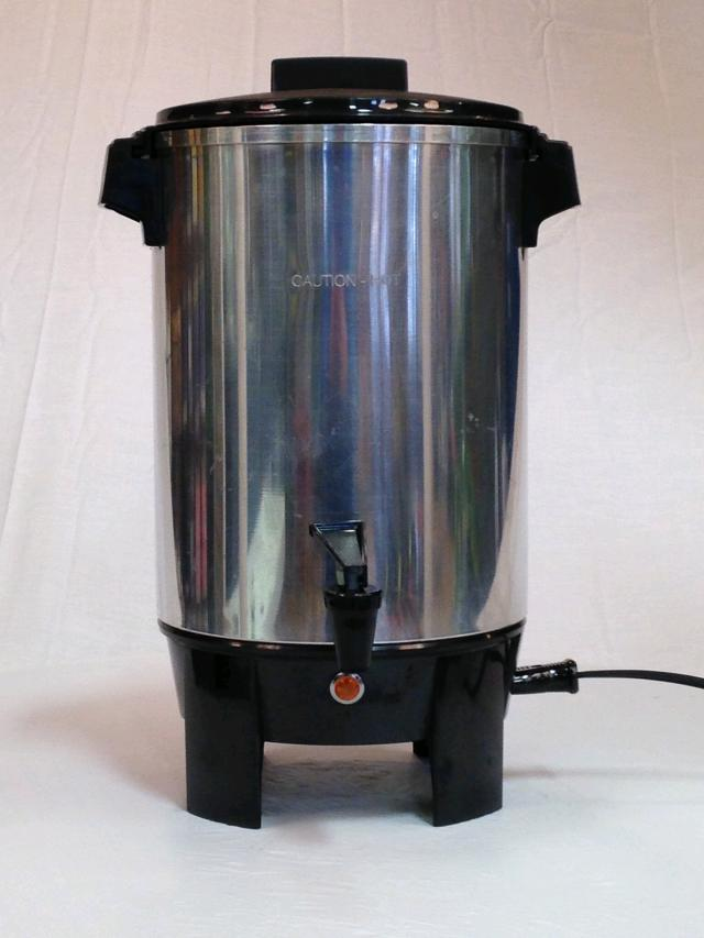 Where to find COFFEE POT ALUMINUM  30 CUP in Andover