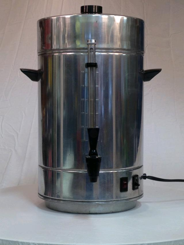 Where to find COFFEE POT ALUMINIUM  100 CUP in Andover