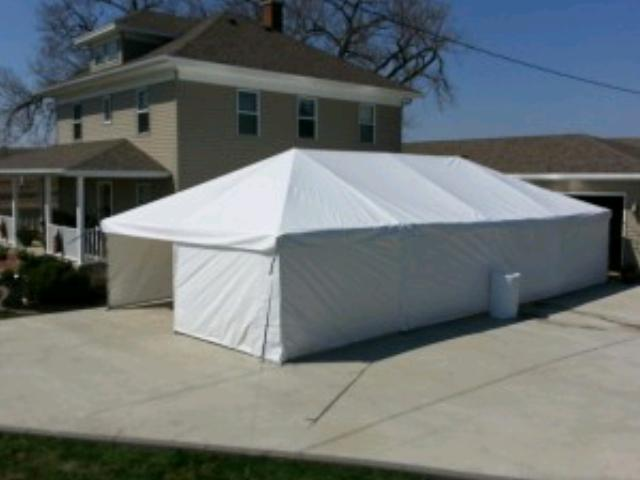 Where to find WALL FOR POLE TENT  20 in Andover