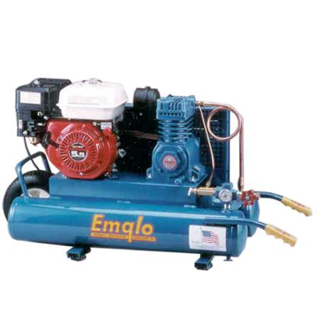 Where to find AIR COMPRESSOR GAS  5 HP in Andover