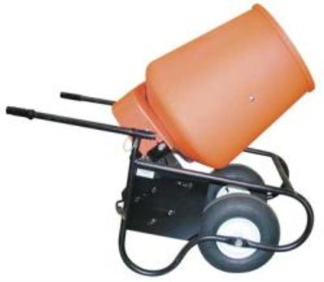 Where to find MIXER WHEELBARROW ELECTRIC  2 CU FT in Andover