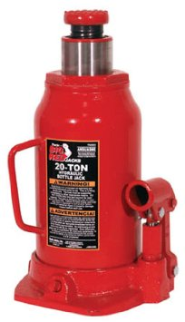 Where to find BOTTLE JACK HYDRAULIC  20 TON in Andover