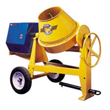 Where to find MIXER TOWABLE BARREL  6 CU FT in Andover