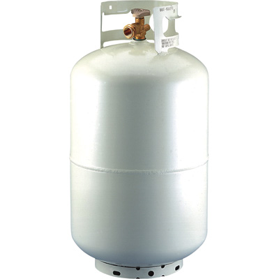 Where to find PROPANE  30 LBS in Andover