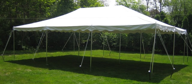 Where to find TENT 20X30  WHITE in Andover