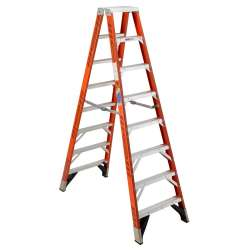 Where to find FIBERGLASS STEP LADDER  8 in Andover