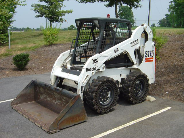 Where to find SKIDSTEER  BOBCAT S175  01 in Andover