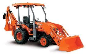 Where to find BACKHOE  KUBOTA B26  03 in Andover