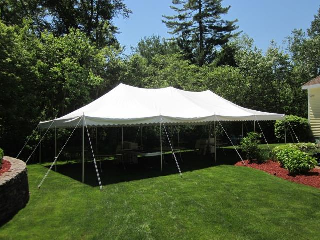 Where to find TENT 20X40  WHITE in Andover