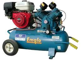 Where to find AIR COMPRESSOR GAS  8 HP in Andover