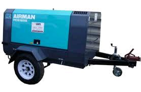 Where to find AIR COMPRESSOR TOWABLE  AIRMAN in Andover