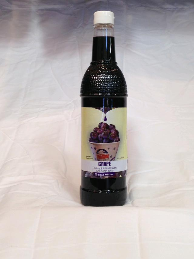 Where to find SNOW CONE SYRUP  GRAPE in Andover