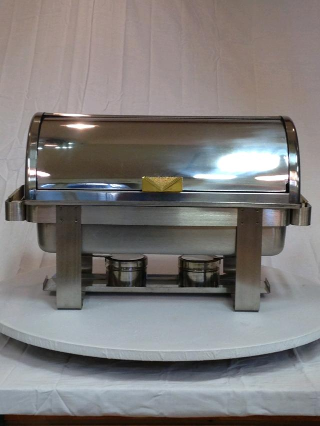 Where to find CHAFING DISH  ROLL TOP in Andover