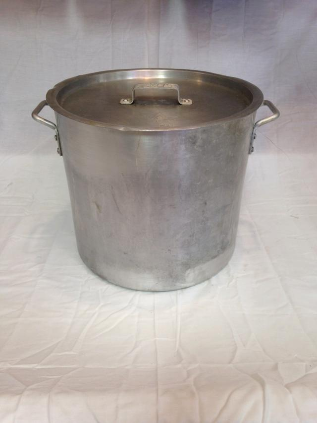 Where to find POT WITH BASKET AND LID  32 QUART in Andover