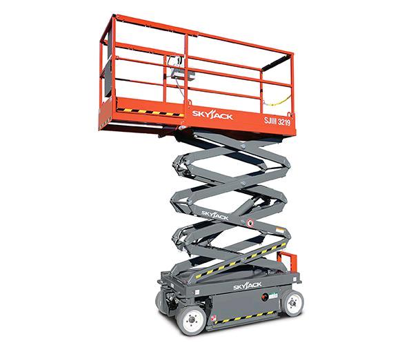Where to find SCISSOR LIFT 19  SKYJACK  01 in Andover
