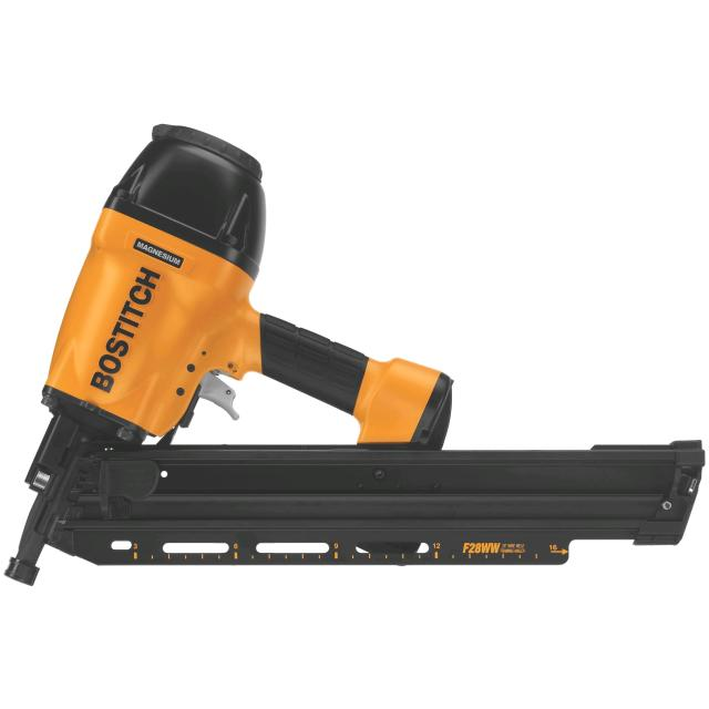 Where to find NAILER  FRAMING-FULL HEAD in Andover