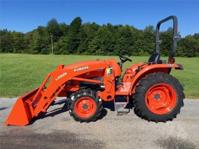 Where to find TRACTOR  KUBOTA L3901  01 in Andover
