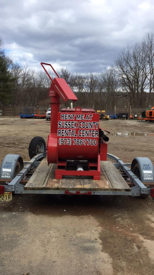 Where to find HAY THROWER  TOWABLE in Andover